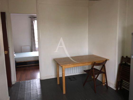 Location appartement meublé 2 pièces 29,93 m2