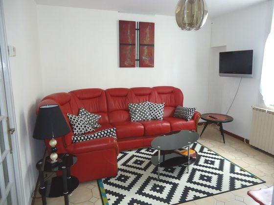 Location maison meublée 3 pièces 75 m2