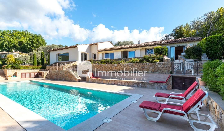Villa avec piscine et terrasse Châteauneuf-Grasse