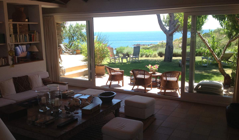 Maison en bord de mer avec jardin Cadaqués