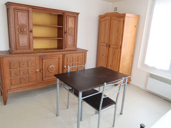 Location studio meublé 20,6 m2