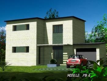 Maison 6 pièces 75,31 m2
