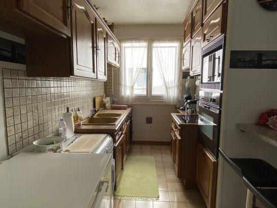 Vente appartement 4 pièces 87,49 m2
