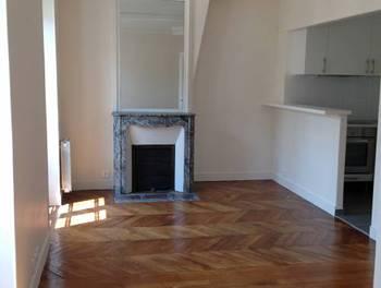 Appartement 2 pièces 40,44 m2