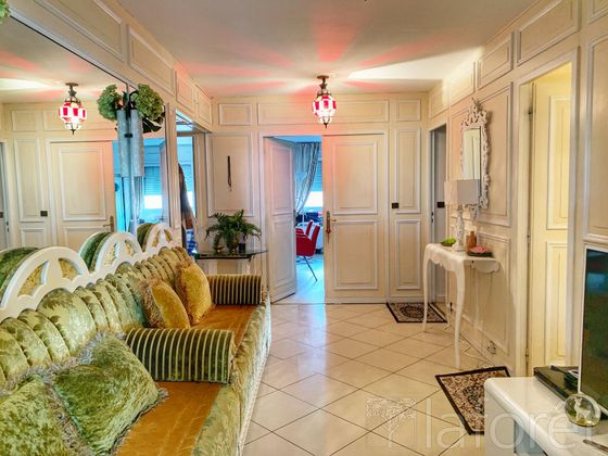 Vente appartement 4 pièces 128,89 m2