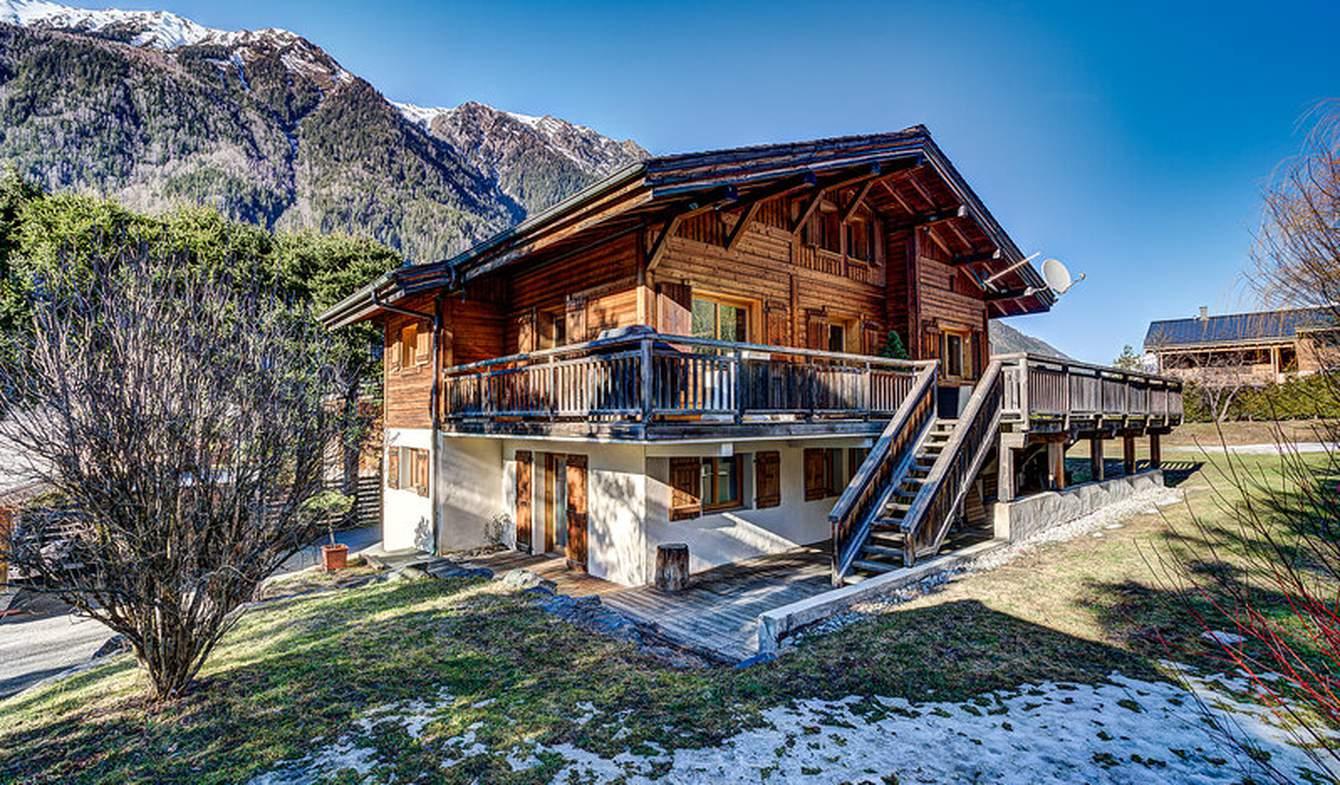 Maison avec terrasse Les bossons