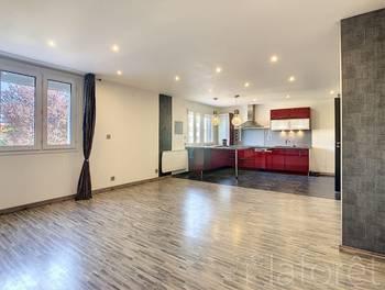 Appartement 3 pièces 70,58 m2