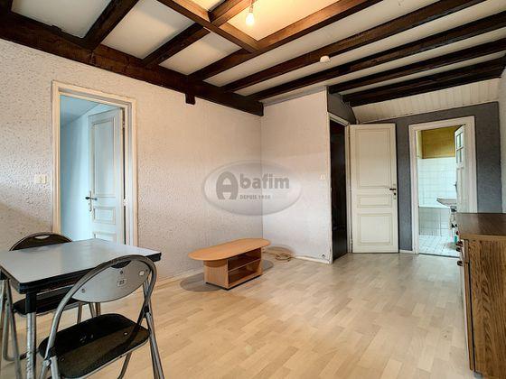 Vente appartement 3 pièces 28 m2