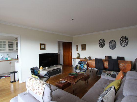 Vente appartement 4 pièces 80,87 m2