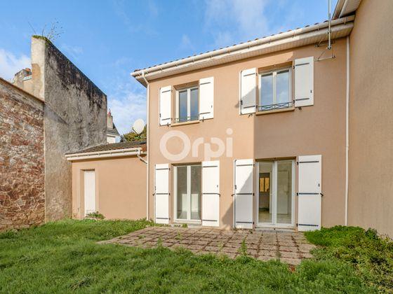 Vente maison 5 pièces 88,68 m2
