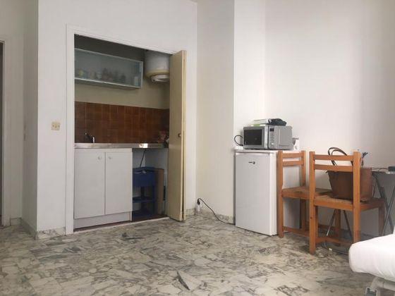 Vente studio 22 m2