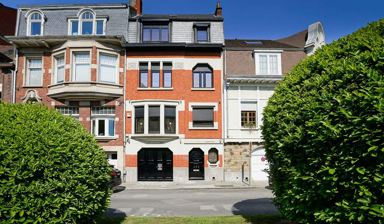Hôtel particulier avec jardin Schaerbeek