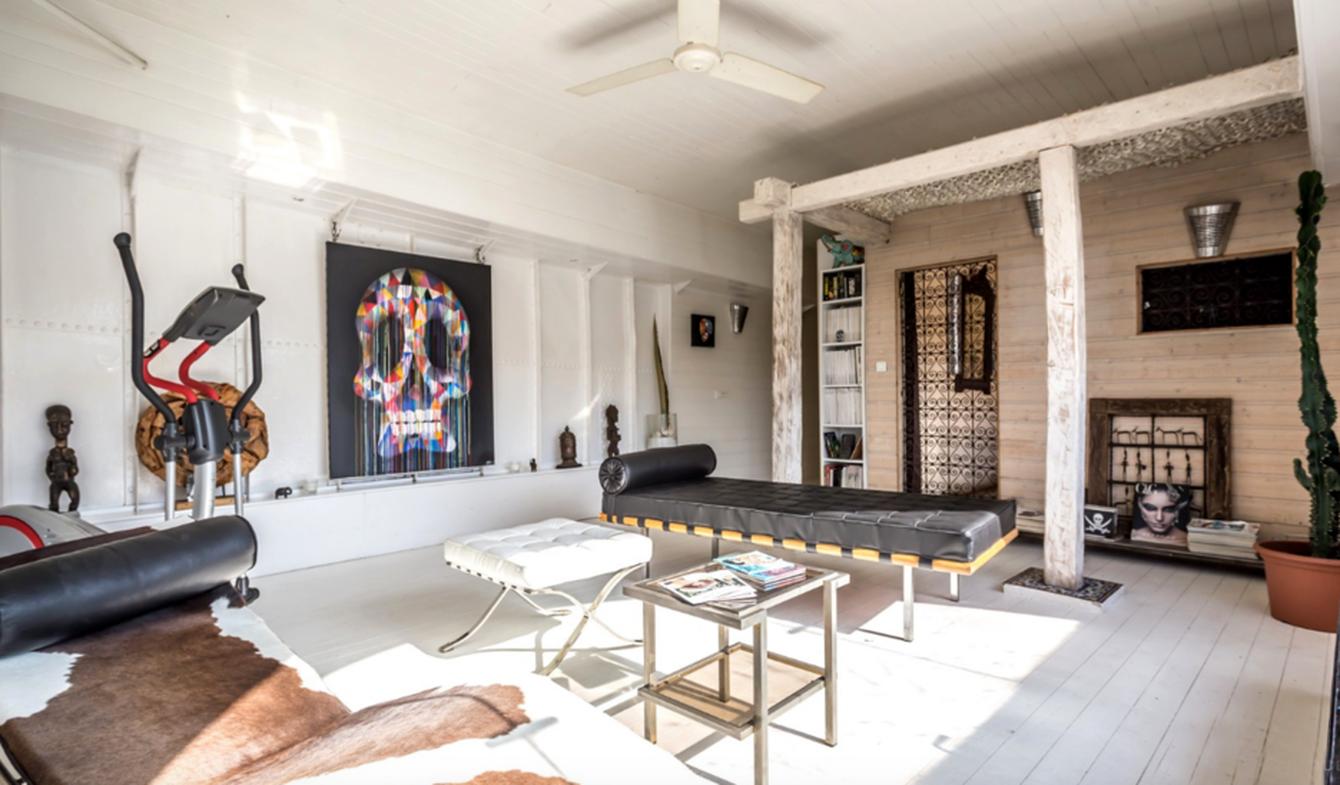 Appartement avec terrasse Villeneuve-la-Garenne