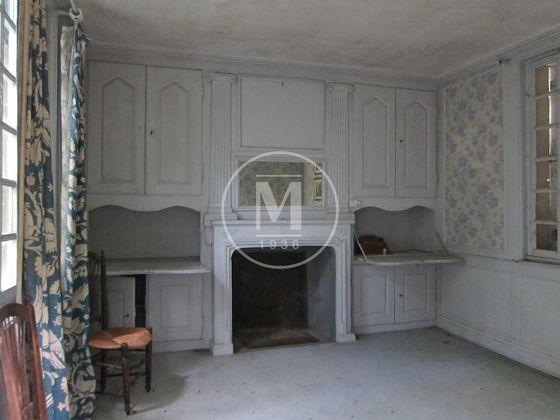 Vente manoir 12 pièces 370 m2