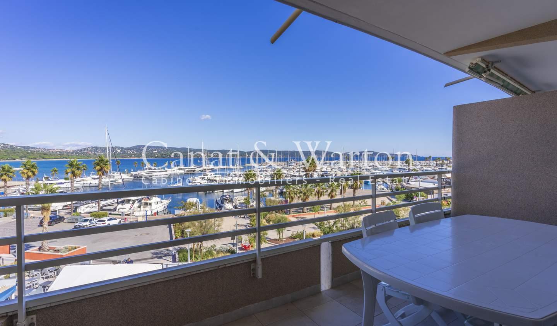 Appartement avec terrasse Cavalaire-sur-Mer