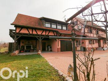 maison à Uffheim (68)