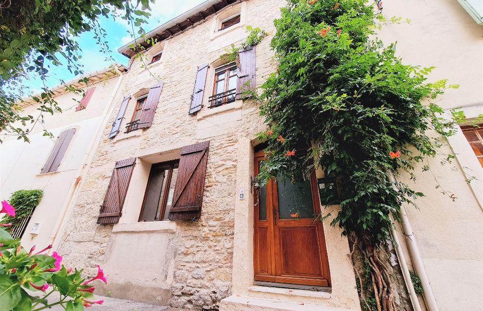 Vente maison 4 pièces 140 m² à Vallabrègues (30300), 197 000 €