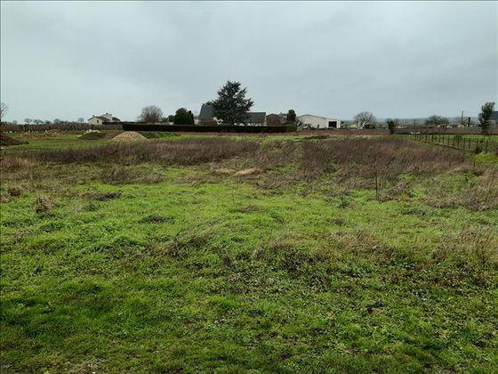 Vente terrain 1935 m2