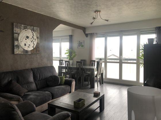 Vente appartement 4 pièces 82,7 m2