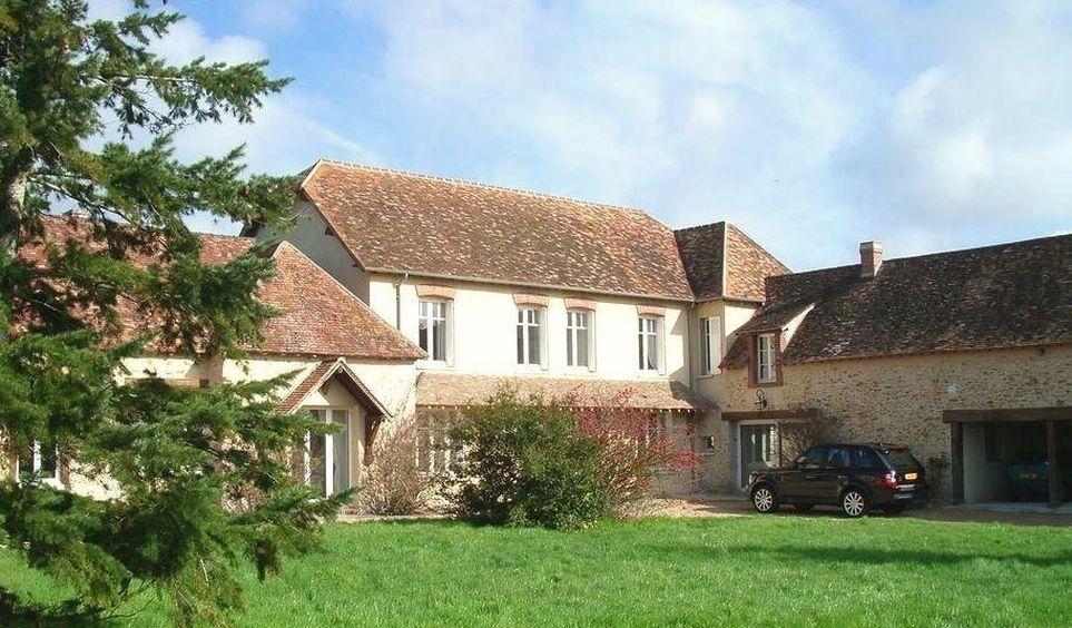 Annonce maison de luxe for Achat de maison en ile de france