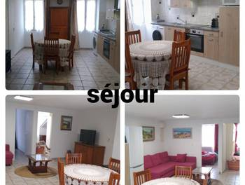 Appartement meublé 3 pièces 50 m2