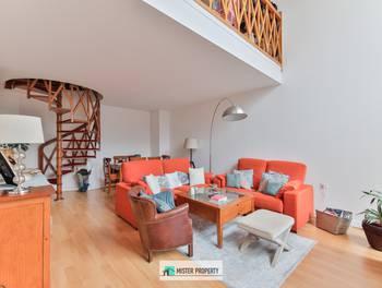 Appartement 4 pièces 121,25 m2