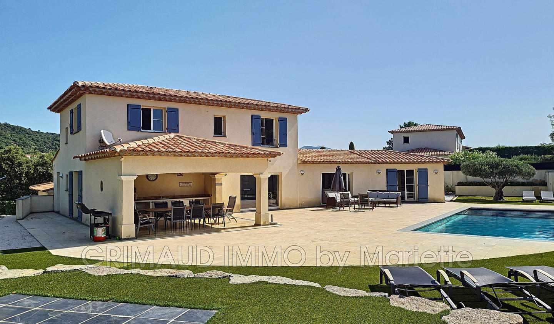House with pool and terrace Plan-de-la-Tour