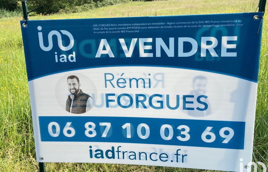 Vente terrain  982 m² à Lescar (64230), 164 120 €