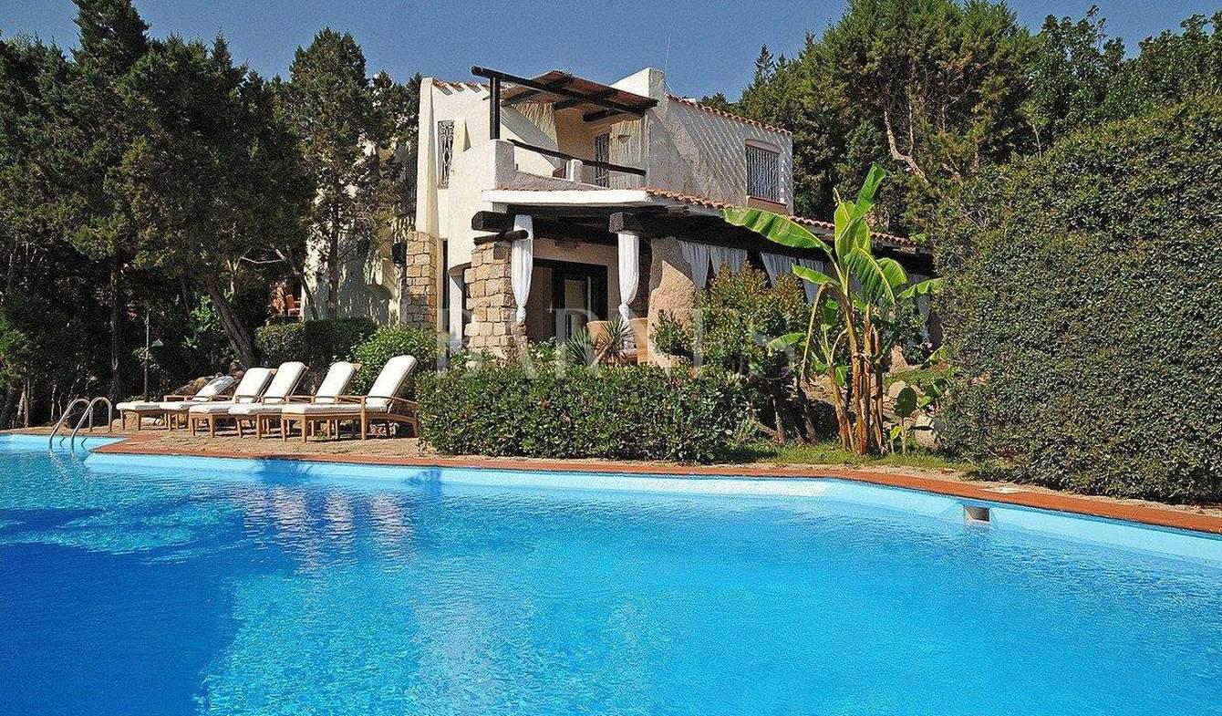 Villa avec jardin et terrasse Porto Cervo