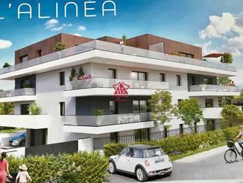 Appartement 4 pièces 106,87 m2