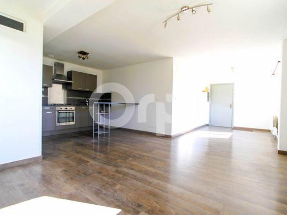 Vente appartement 2 pièces 57,5 m2