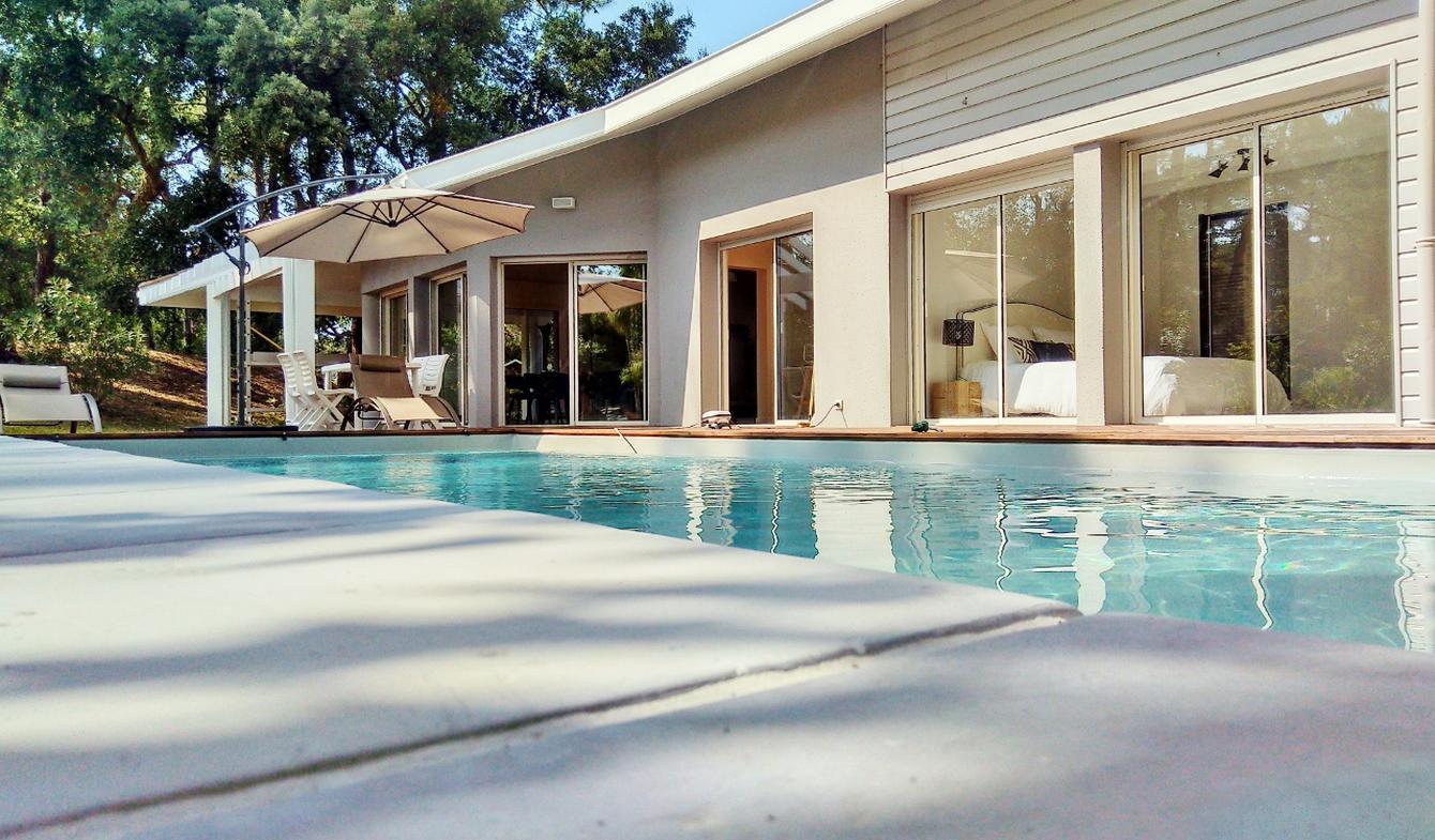 Villa avec piscine et jardin Hossegor