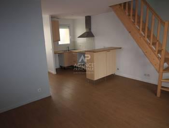 Appartement 3 pièces 40,41 m2