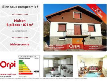 Maison 6 pièces 101 m2