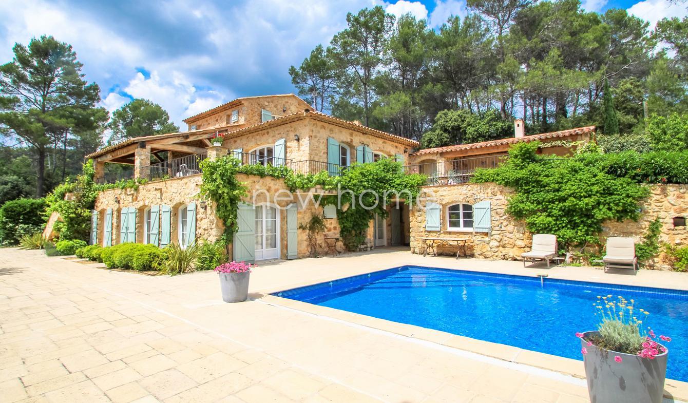 Maison avec piscine Lorgues
