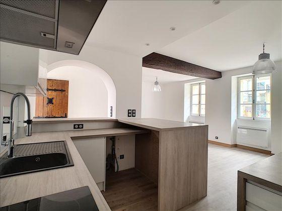 Location appartement 2 pièces 51,35 m2