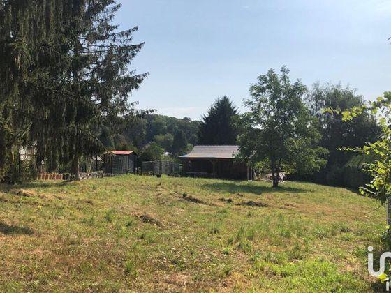 Vente terrain 1700 m2