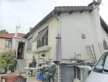 Maison 3 pièces 56,16 m2