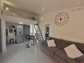Studio 31,84 m2