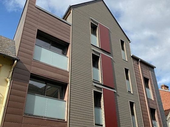 Vente appartement 3 pièces 64,36 m2