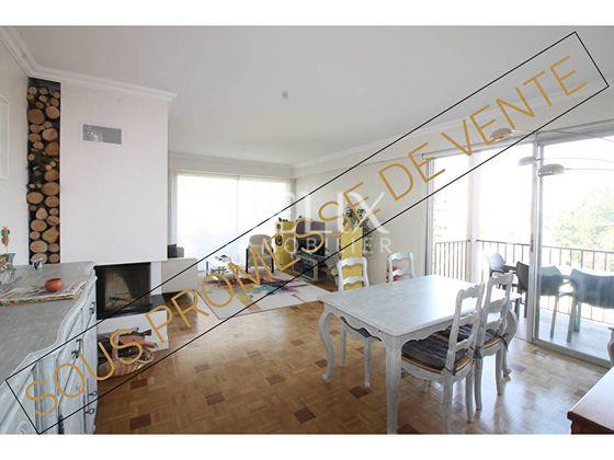 Vente appartement 6 pièces 117 m2
