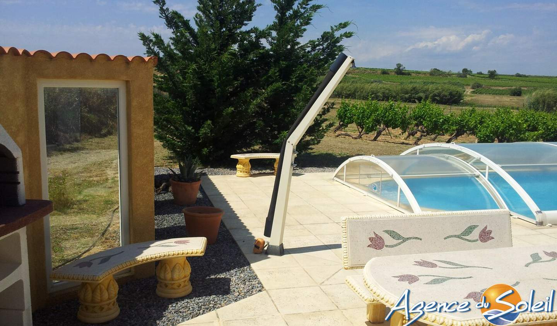 Villa avec piscine et terrasse Ventenac-en-Minervois