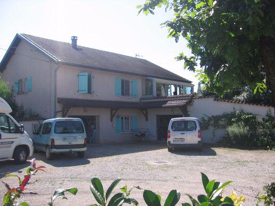 vente Maison 6 pièces 140 m2 Chavannes-sur-Reyssouze