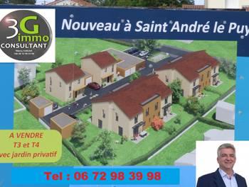 Appartement 4 pièces 92,28 m2