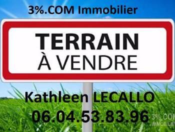 Terrain 1037 m2