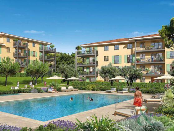 Vente appartement 2 pièces 43,78 m2