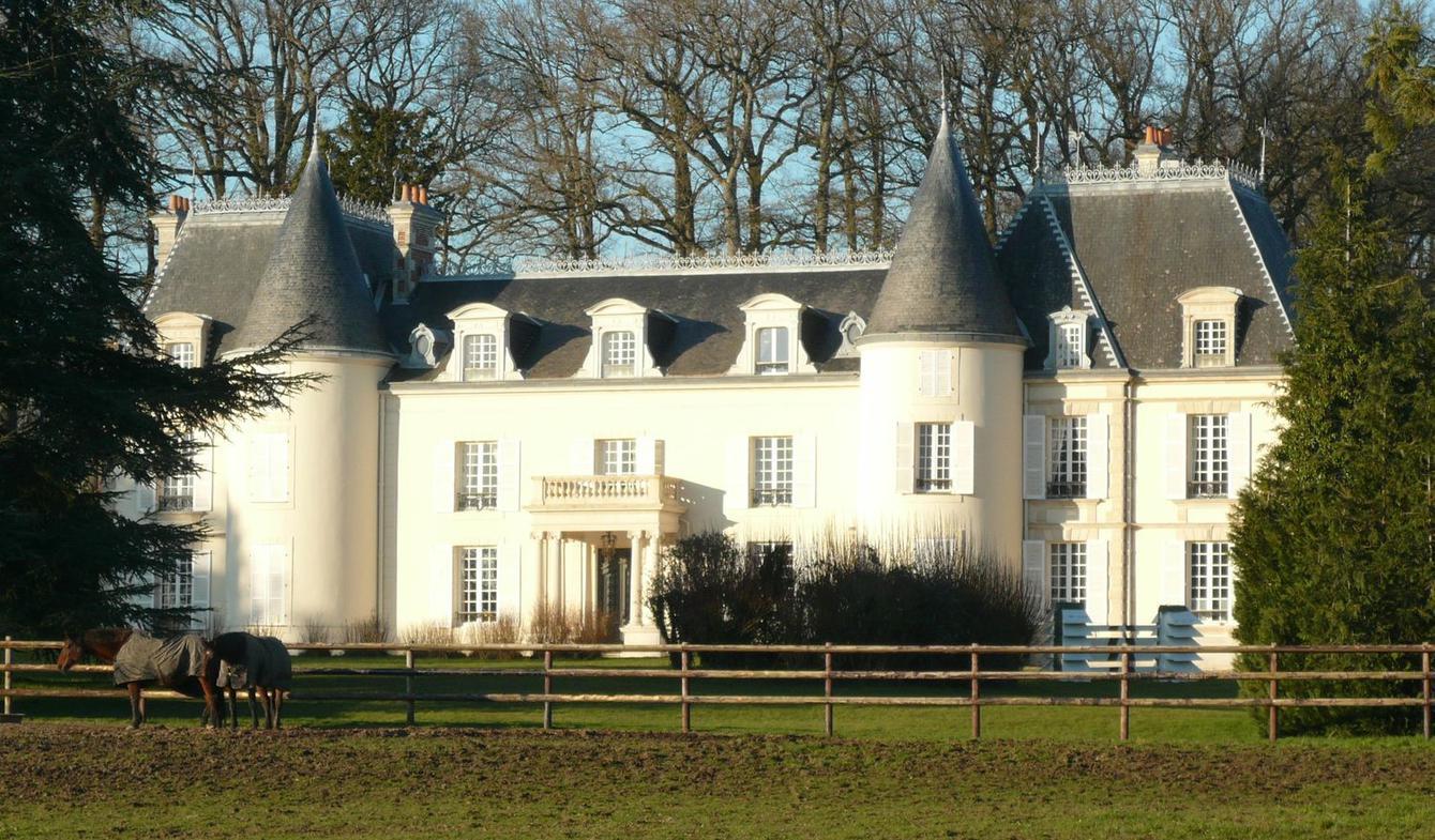 Château Mortagne-au-Perche