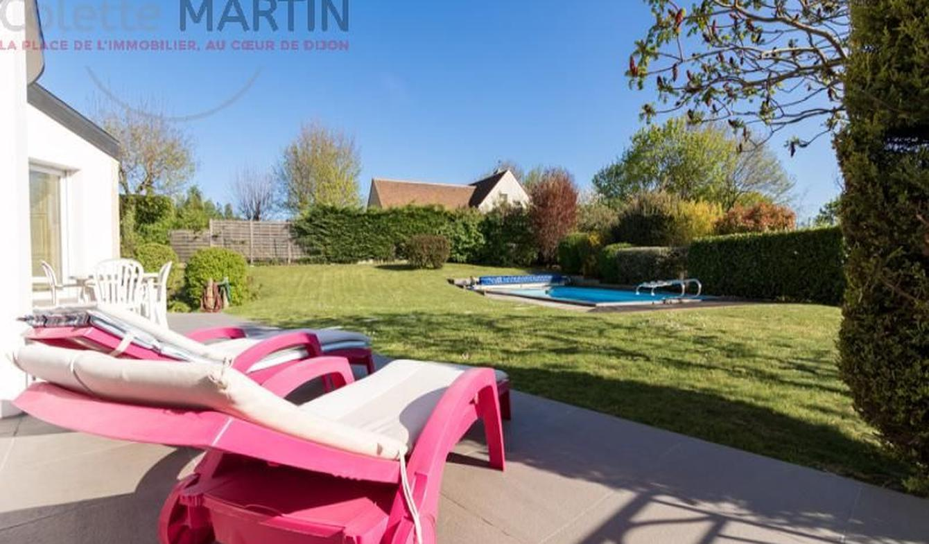 Maison avec piscine et terrasse Talant