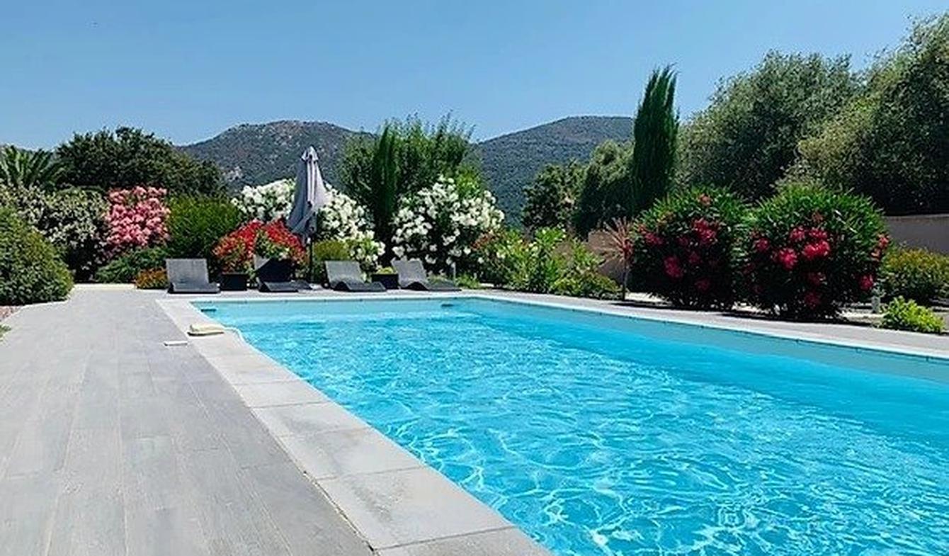 Villa avec piscine et jardin Haute-Corse
