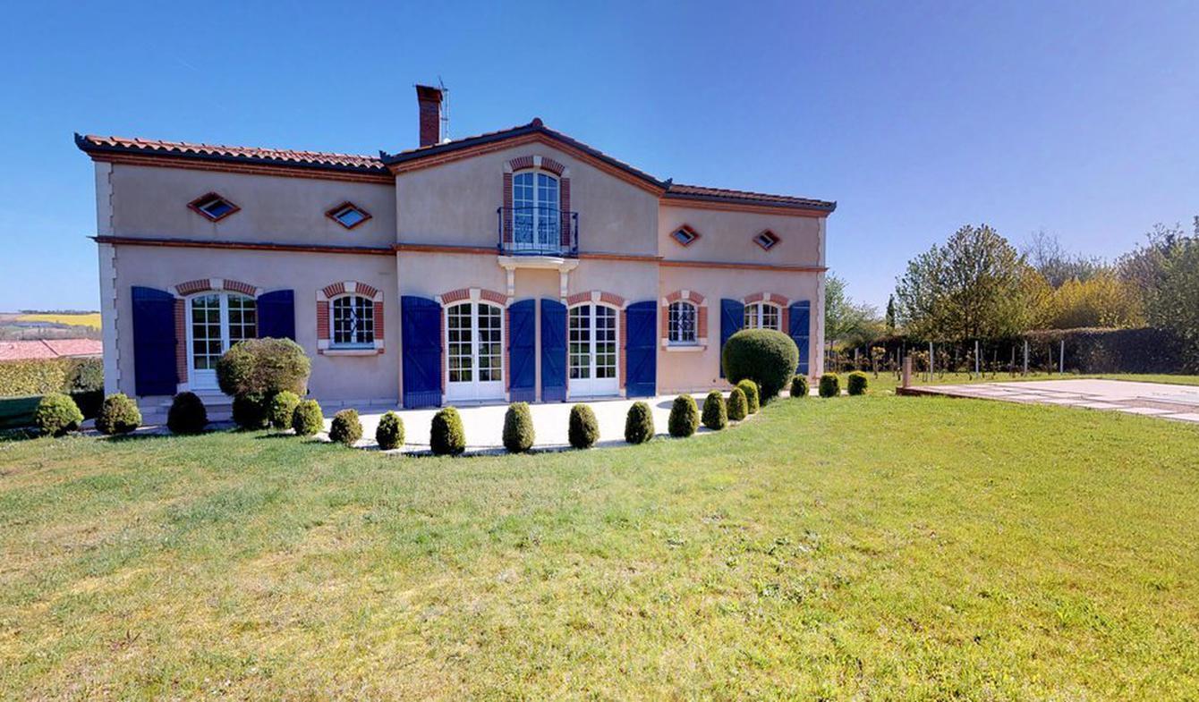 Villa avec piscine et terrasse Toulouse